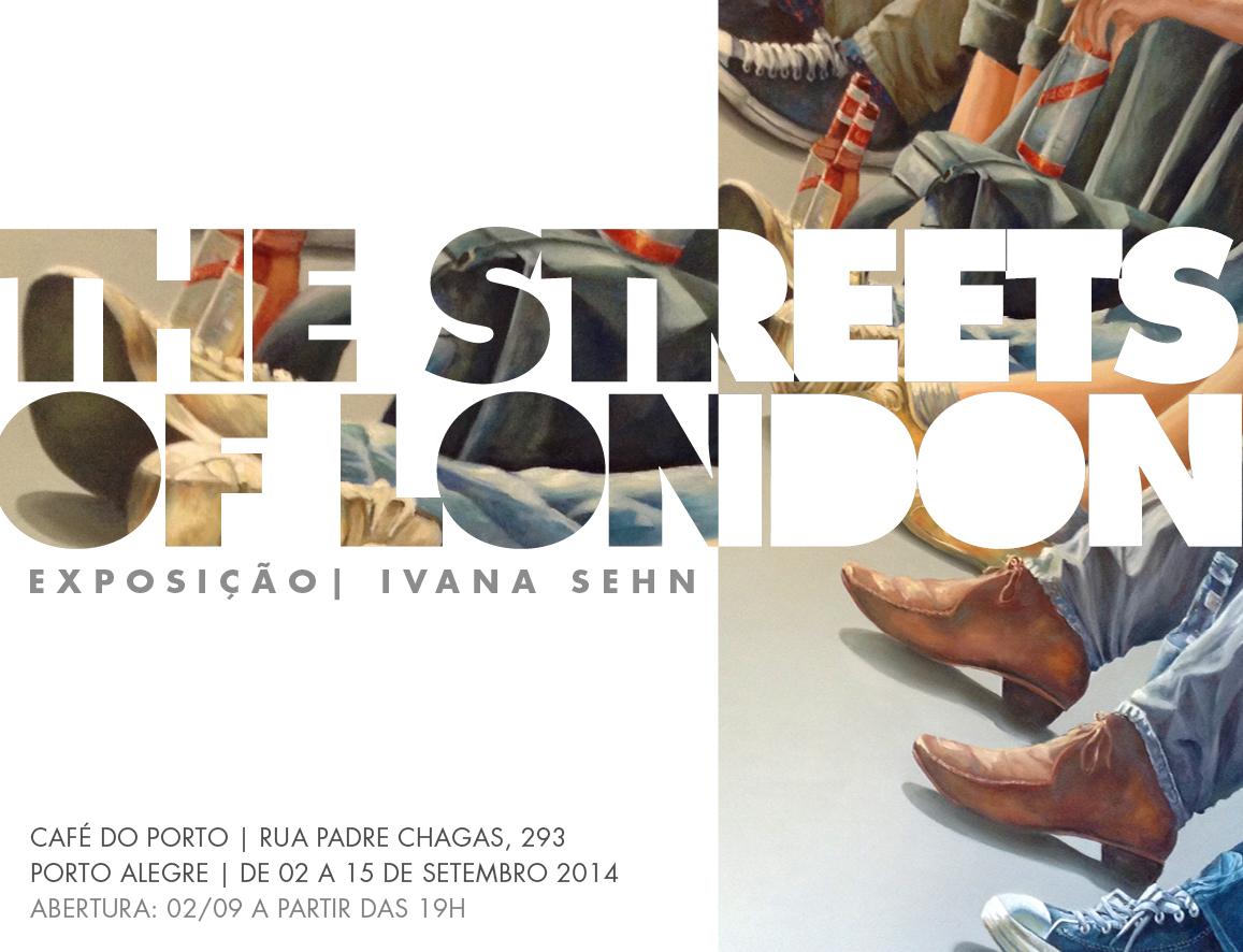 Exposição – The Streets ofLondon